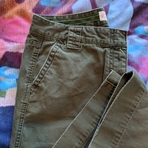 J Crew City Fit Chino